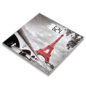 Paris glasvægt