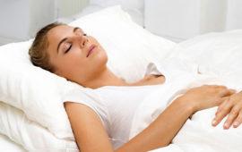 Husk at få din søvn!