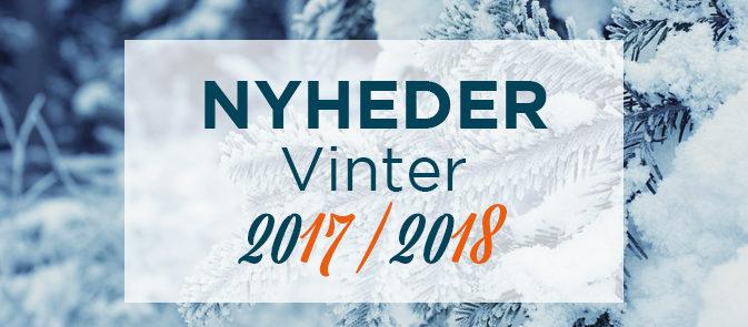 Nyheder vinter 2018