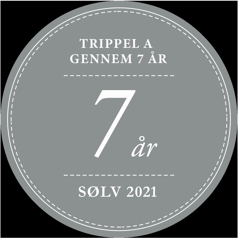 Trippel A Sølv